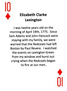 10D Elizabeth Clarke