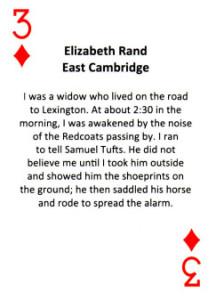 3D Elizabeth Rand