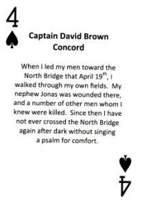 4S Capt David Brown