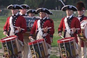 Redcoat Drums