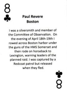 8C Paul Revere
