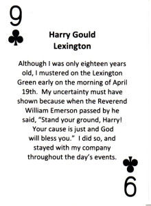 9C Harry Gould