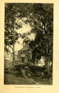 Belfry on Lexington Green for WEB