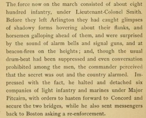The story of Patriots' day, Lexington and Concord, April 19, 1775; by Varney, George Jones