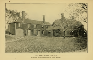 The Keyes house for WEB