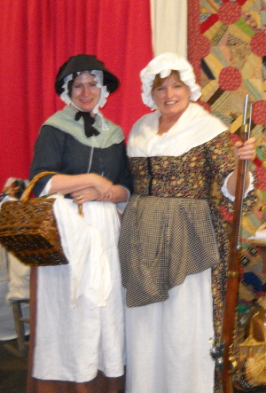 Ladies Revolutionary War Era Clothing
